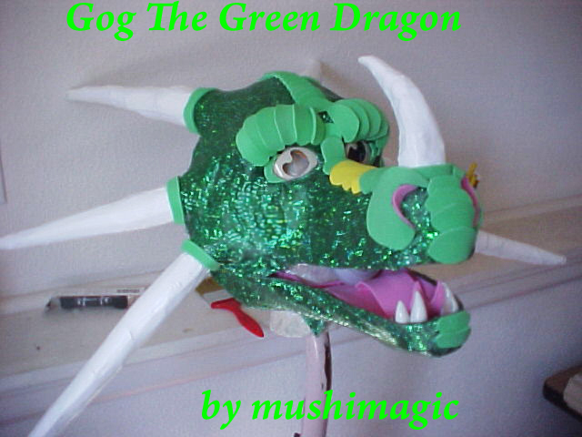 Gog The Green Dragon: 2005